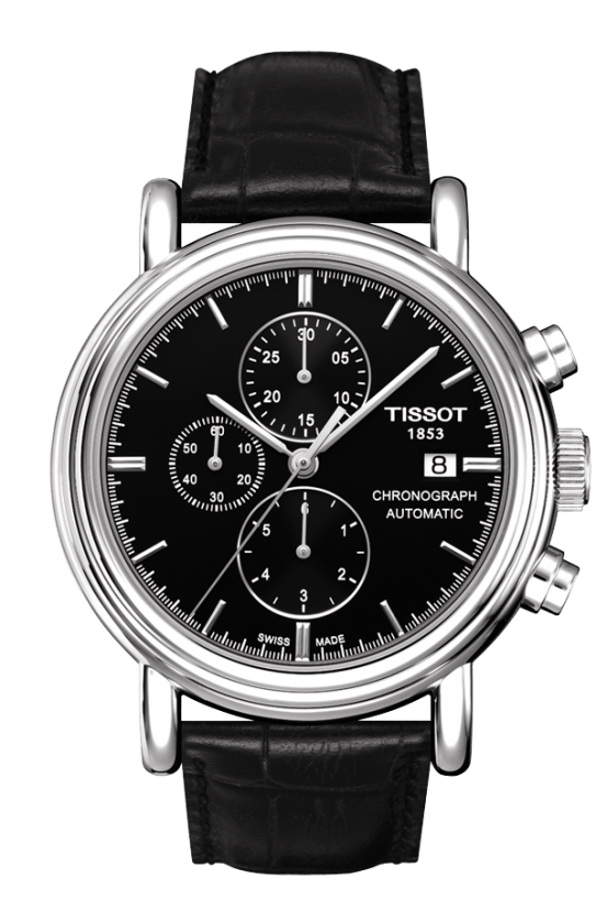 Carson Automatic Chronograph Gent
